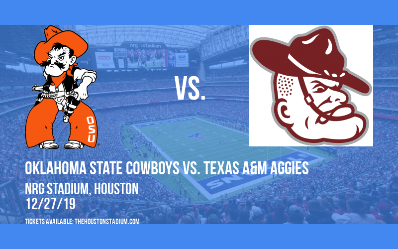 PARKING: Academy Sports and Outdoors Texas Bowl: Oklahoma State Cowboys vs. Texas A&M Aggies at NRG Stadium