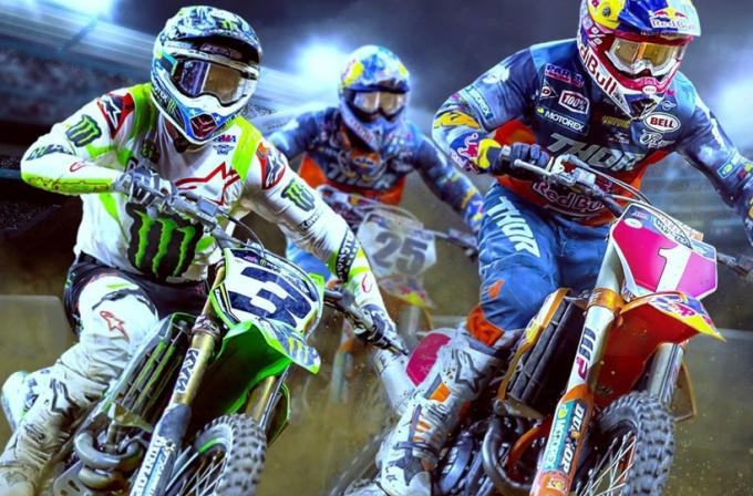 AMA Monster Energy Supercross at NRG Stadium