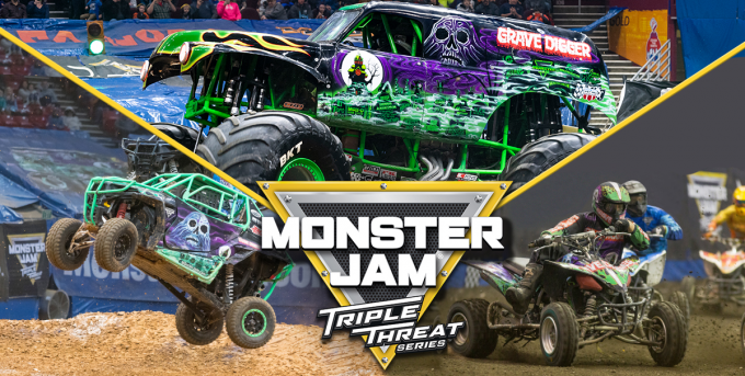Monster Jam at NRG Stadium
