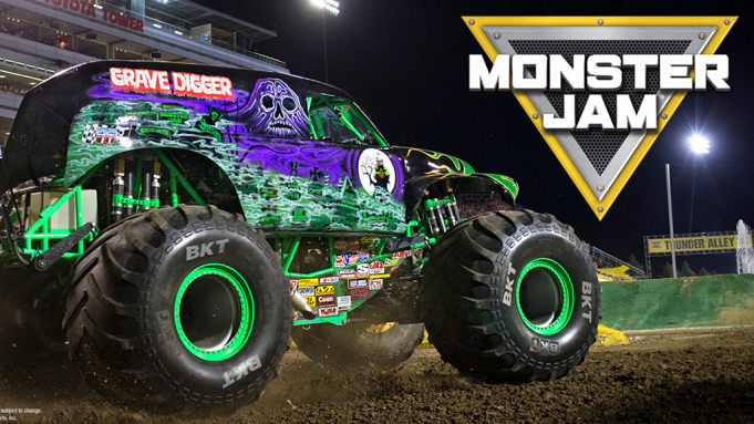 Monster Jam at NRG Stadium