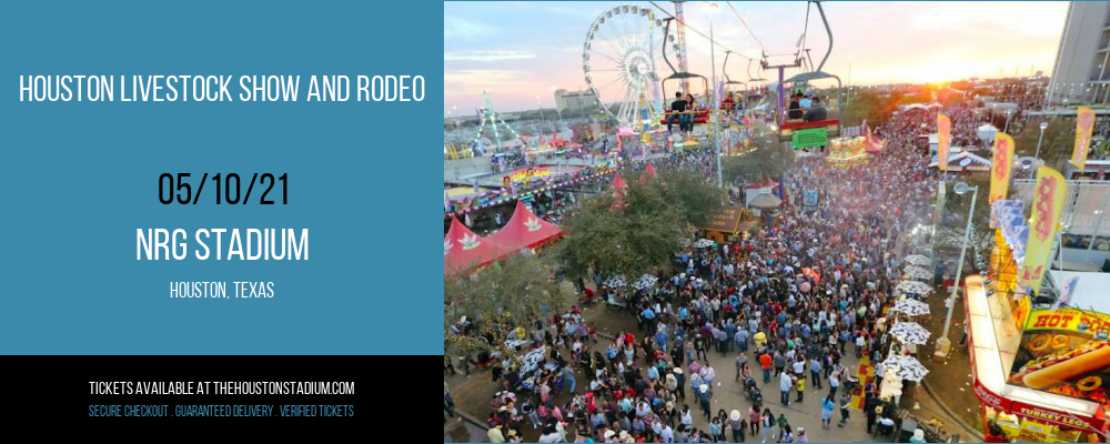 Houston Livestock Show And Rodeo [CANCELLED] at NRG Stadium