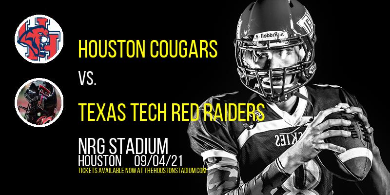 Houston Cougars vs. Texas Tech Red Raiders at NRG Stadium