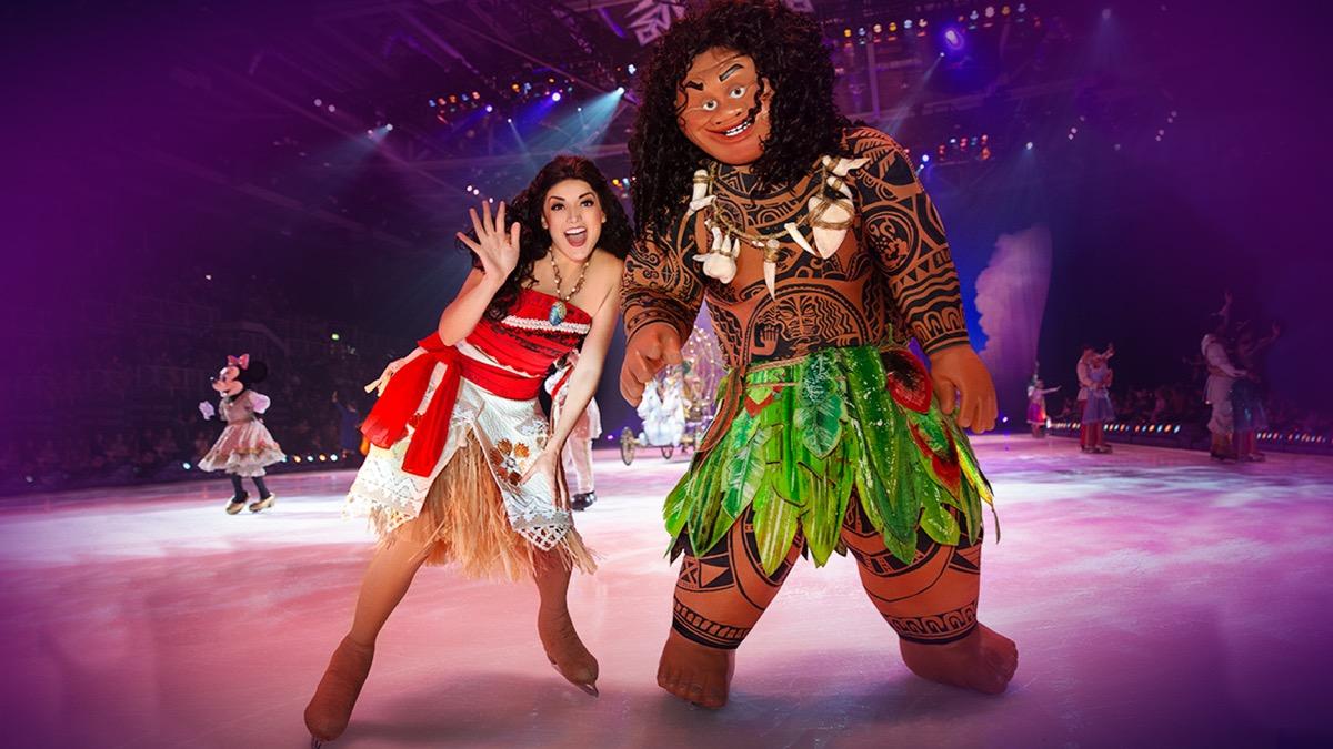 Disney On Ice: 100 Years of Magic [CANCELLED] at NRG Stadium