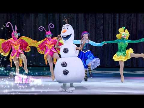 Disney On Ice: Dream Big at NRG Stadium
