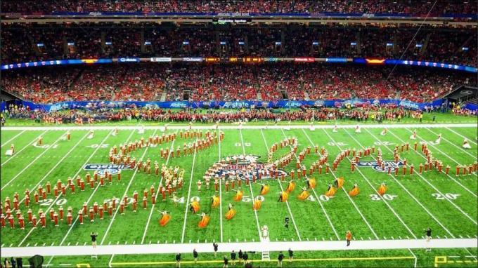 Texas Bowl at NRG Stadium