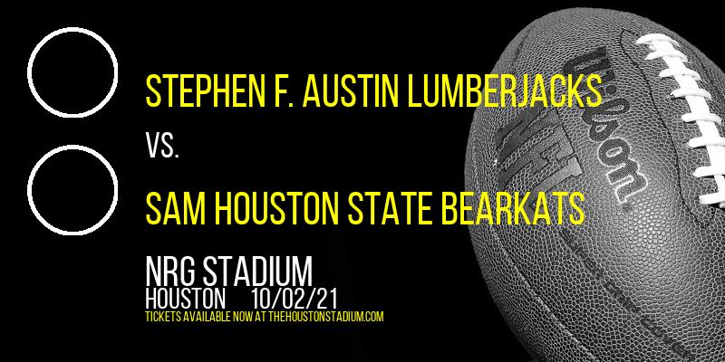 Stephen F. Austin Lumberjacks vs. Sam Houston State Bearkats at NRG Stadium